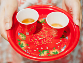 Chinese idiom about Chinese Tea 02